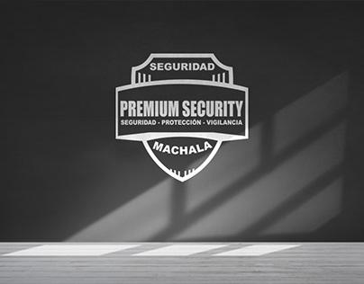 Logo for Premium Security