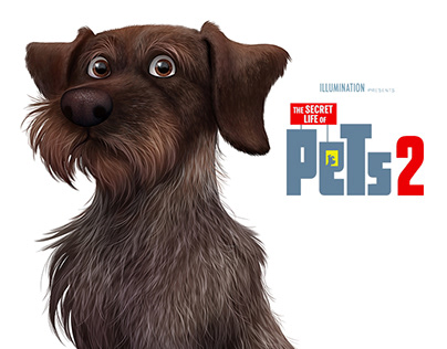 The Secret Life of Pets 2 movie posters