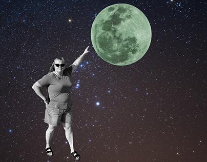 Shelley, Stars, & Moon