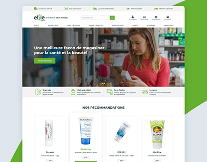 Medical & Pharmaceutical Website Design