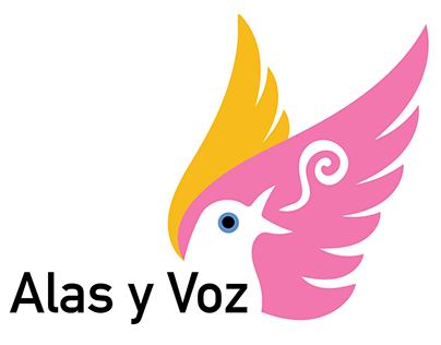 Alas y Voz Logo
