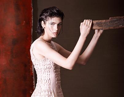 Dior Advertorial - Spring Summer 2015