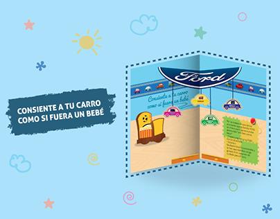 Ford - Consiente a tu carro como si fuera un bebé