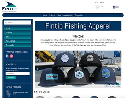 Fintip Fishing Apparel, Gear & Accessories