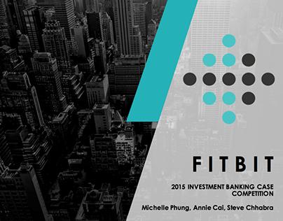 FitBit IPO Slide Deck