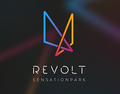 Graduation project: Revolt Sensationpark
