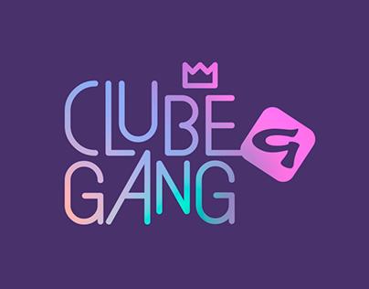 Identidade Visual | Clube Gang