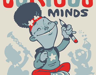 Curious Minds Poster