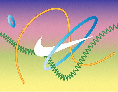 AIR artworks for @nike and @scombinato