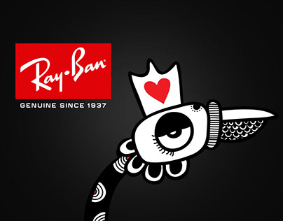Ray-Ban Valentine's Day Campaign