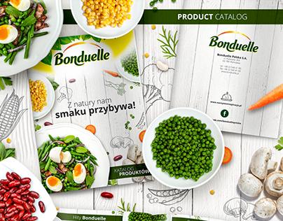 Bonduelle - Print and POSM.
