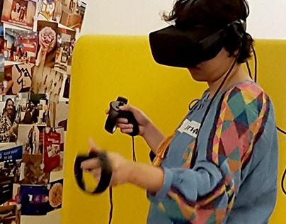 Fight - Immersive AR Performance