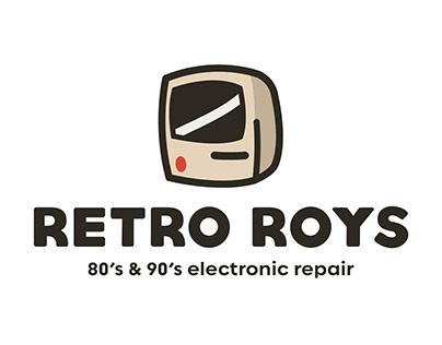 Retro Roy's Design Process