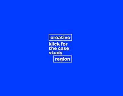 Creative Region Linz & Upper Austria — Branding