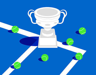 Tennis Trophies