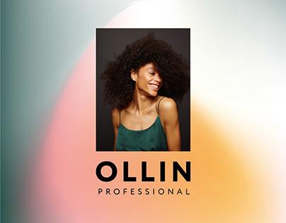 OLLIN Professional Corporate website