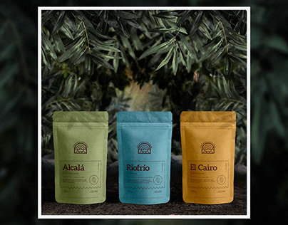 Craft Coffee Packaging and Identity