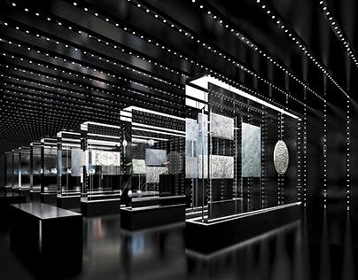 Interior design for Planetarium Дипломный проект