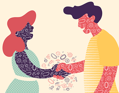 Does Your Microbiome Shape Your Friendships?