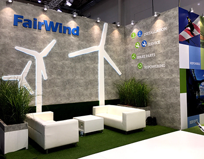 FairWind / Windenergy Hamburg