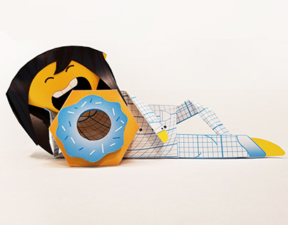 Paper Toy Project