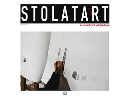 STO LAT_ gritos de color_ arte sin edad V 2017_ 2018
