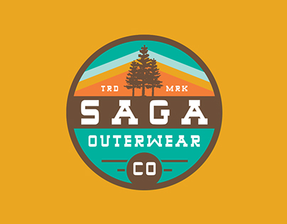 Saga Outerwear Collection.