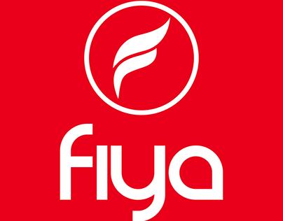 Fiya Logo Design