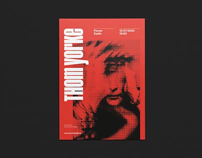 Thom Yorke (Forum Karlín)