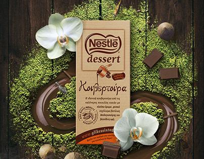Nestlé Dessert - Social Content