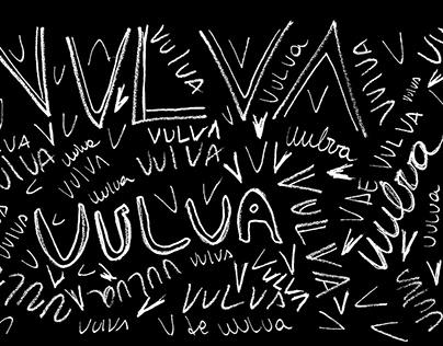 V de vulva
