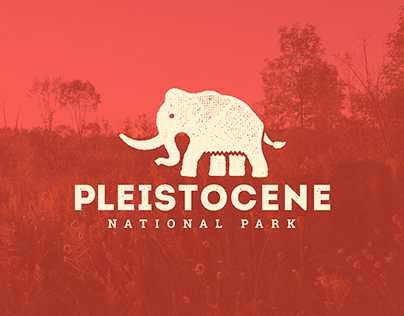 Pleistocene National Park // Branding