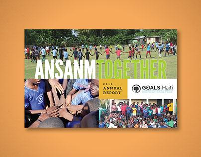 2018 GOALS Haiti Annual Report