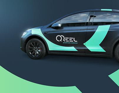 Q-reel branding