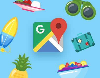 Google Maps Rio 2016