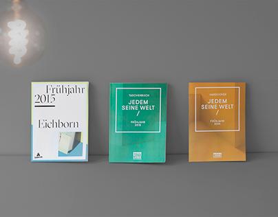 BASTEI LÜBBE VERLAG / EICHHORN VERLAG Verlagsvorschauen