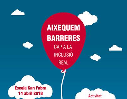 Jornada Inclusiva: Aixequem barreres