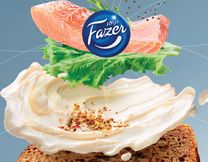 Fazer healthy bread packaging (concepts)