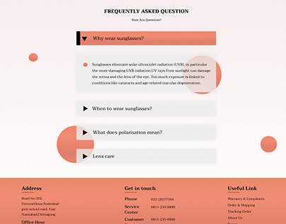 FAQ Page Design | INVISION