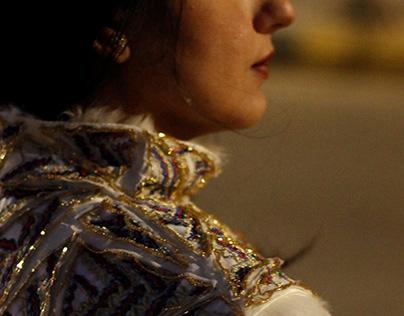 EGYPTION Heritage Costume- Design