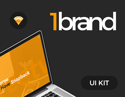 OneBrand UI Kit for Sketch