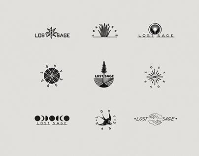 Lost Sage Logo Design