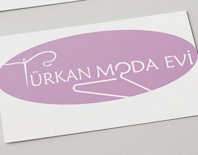 Türkan Fashion House Logo Design