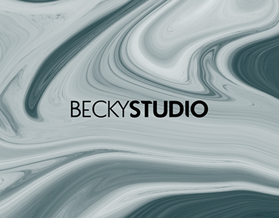 Becky Studio   Identidad Gráfica   Branding