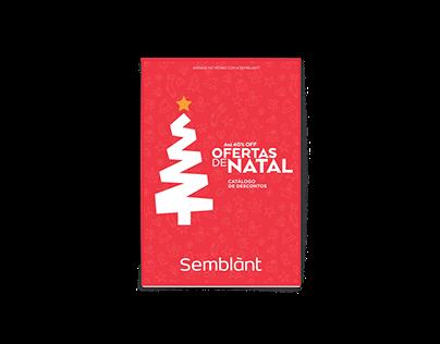 Catálogo de Natal - Semblànt