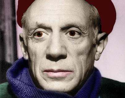 Colored Picasso