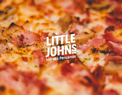 Little Johns - Branding & Packaging