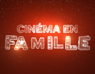 Cinema en famille