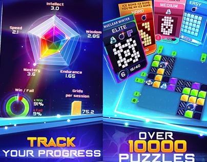 Axon, F2p Mobile game