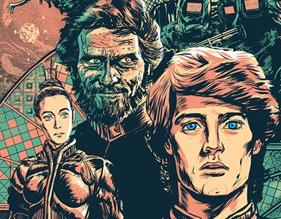Fear is the mind-killer - Dune